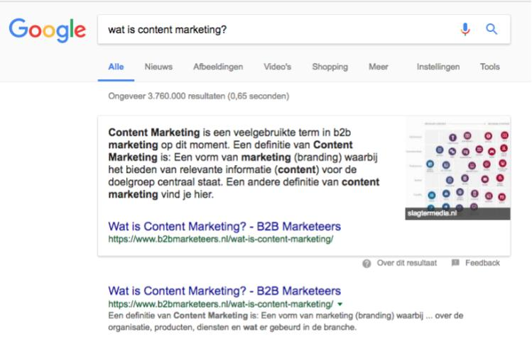 Wat is Content Marketing?